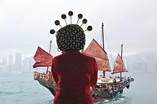 Hong Kong, Queen & Her Boat