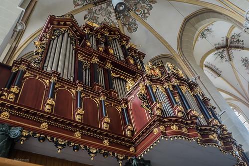 Bader-orgel, Sint-Walburgiskerk Zutphen