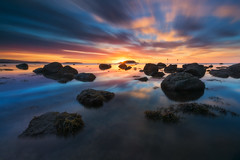 Wide Encounter by Dylan Toh - Encounter Bay South Australia  This was taken with a 10 stop ND filter last month when I had some time on my hands! Things have tightened up a bit with a move to the new hospital coming  [The everlook action and other tutorials] [Freebies!]