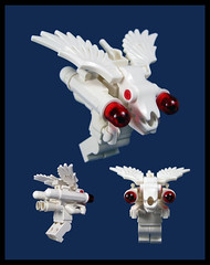 Angel Cow Space Patrol (Karf Oohlu) Tags: lego moc minifig modifiedminifig spacemarine angelcow scifi