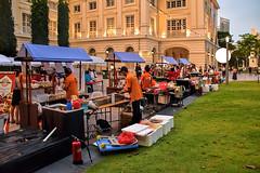 New Empress Place Food Centre (chooyutshing) Tags: newempressplacefoodcentre asiancivilisationsmuseum singaporeheritagefestival singaporeriver nationalheritageboard singapore