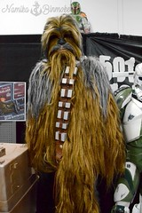 Chewie's costume (NamikaOrcas) Tags: starwars trooper stormtrooper comiccon ottawa chewbacca chewie greedo darthvader jawa 501st legion r2d2 bb8 droids robots tusken costume cosplay