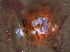 The Great Orion Nebula (Simon__W) Tags: astrophotography astro nebula space orion m42 messier universe gas