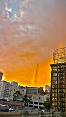 Sunset in Downtown (mgronwold) Tags: losangeles downtown rosslynhotel dtla sunset hdr highdynamicrange