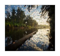 Rush (Mike Hankey.) Tags: published focus landscape yarramundi sunrise clouds