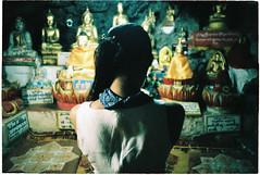 (grousespouse) Tags: myanmar burma 2017 analog film 35mm nikonf3 nikonseriese 28mm wideangle lowlight pindayacaves analogue croplab grousespouse kodak portra400 filmphotography filmisnotdead