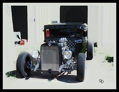 Chevy Hot Rod (novice09) Tags: backtothefifties carshow hotrod chevrolet ipiccy