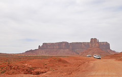 Monument Valley Colorado (Vee living life to the full) Tags: sky cloud clouds blue picture view nikond300 2017 holiday travel tourism tourist placestovisit traveller pleasure usa california arizona distance city architecture creosote rock cliff sheer drop mountains monumentvalley utah skyline horizon sitting geology sedimentary compression uplift grandcanyon people