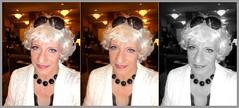 The Real, The Ideal, And The De-Colorized (Laurette Victoria) Tags: virtual laurette montage