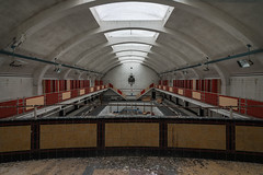 Art Deco Pool (Paul J Photography) Tags: urbex