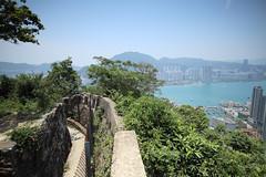 IMG_5525 (fung1981) Tags: devilspeak fortress hk harbor harbour hongkong kln kowloon pautoishan victoriaharbor victoriaharbour 九龍 堡壘 炮台山 維多利亞港 香港 魔鬼山