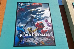 Entertainment, Power Rangers, Wall Graphic