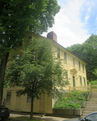 The Shunned House I (edenpictures) Tags: providence rhodeisland theshunnedhouse hplovecraft 135benefitstreet stephenharrishouse