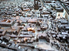 Zagreb city center model