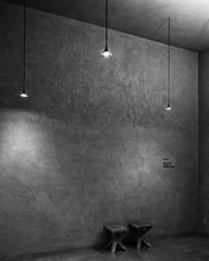 unterlinden museum colmar - les tabourets (dan.boss) Tags: herzogdemeuron minimal corner monochrome lamps tabouret unterlinden colmar alsace france