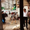 Now: Life in the old town 1. Old towns in the heart of shanghai city is always chaotic, crowded but colorful. 20170517. #city #architecture #asia #shanghai #china #old #town #fabric #market #dog #chaos #residential #urban (zeoger) Tags: backlane residential breakfast dog crowded oldtown shanghai china asia architecture city instagramapp square squareformat iphoneography hefe