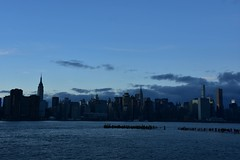 Time-lapse NYC (inami_13) Tags: nikond7200 nyc timelapse novayork nuevayork nigh night noch noche nit capvespre ocaso twilight llums luces lights cities ciutats ciudades