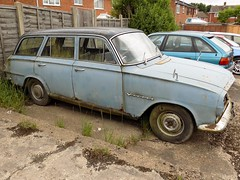 1963 VAUXHALL VICTOR ESTATE 1508cc YAP913 (Midlands Vehicle Photographer.) Tags: 1963 vauxhall victor estate 1508cc yap913