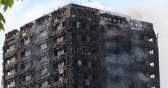London Fire -Grenfell Tower (ian_fromblighty) Tags: london fire westlondon uk grenfelltower grenfell londonfire tower kensingtonandchelsea
