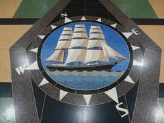 Boston, MA Boston University (army.arch) Tags: boston massachusetts ma bostonuniversity terrazzo clipper ship