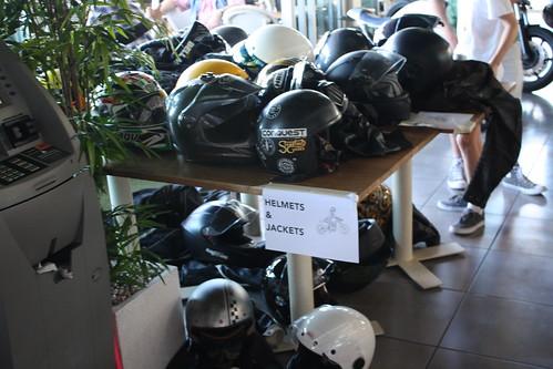 Helmets & Jackets