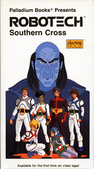 Robotech-Southern-Cross (Count_Strad) Tags: movies movie coverart cover art dvd bluray blu ray scifi action comedy drama anime horror classic robotech