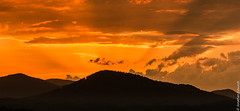 May Sunset (Jonathan D. Edwards) Tags: arden pisgah asheville north carolina sunset mountains