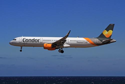 D-AIAD A321 Condor ACE 28-03-2017