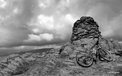 High St & Nan Bield Pass (47) (Carl and Sian) Tags: lakes lakedistrict carlandsian singletrack sian cumbria cycling bikes mountainbiking mtb alpine orangemountainbikes orange orangefive segment adventurebiking outdoors