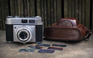 Camera of the Day - French Kodak Retinette 'f' 030/7