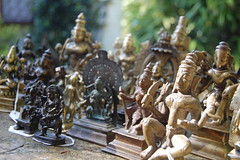 Durga  Collection (TREASURES OF WISDOM) Tags: durgacollection wonderful what is this wisdom exhibition ethnographic ritual tribal art tantric yes unseen unusual unknown intresting indian bronze item idol om old pagan puja artefact artifact asian ancientworld spiritual shamanic sacred spirit statue deity faith god goddess healing hindu hinduism longevity love look like collection view vibes votive visit brilliant nice namaste nikon magic mythical mystery mystic durga mahishasuramardini