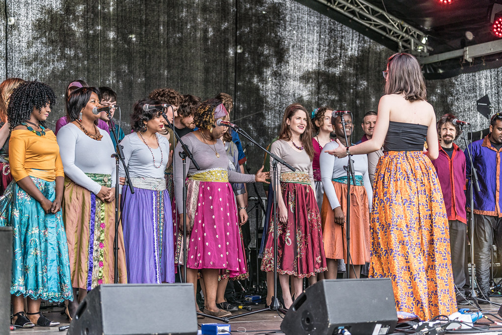 Discovery Gospel Choir At Africa Day 2017 In Dublin [Ireland Leading Multicultural Choir]-128829