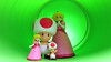 Day 3 (kevman) Tags: auckland nz 2017 100daysproject green mushroom princess super mario nintendo pink toy photography
