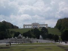 Gloriette (schremser) Tags: österreich wien schönbrunn gloriette gebäud park schlospark