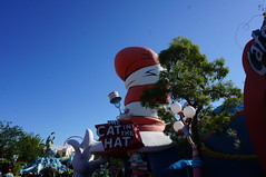 """Universal Studios, Florida: The Cat in the Hat • <a style=""""font-size:0.8em;"""" href=""""http://www.flickr.com/photos/28558260@N04/34709900216/"""" target=""""_blank"""">View on Flickr</a>"""