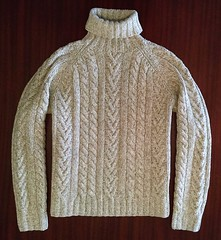 Classic unisex cabled wool turtleneck (Mytwist) Tags: ralph lauren fisherman's cable hand knit jumper wool silk turtleneck mens handcraftedleatherware unisex sexy sex fashion style modern husband wife aran irish passion woollen fisherman aranstyle love knitted turtlemeck cabled fishherman handgestrickt handcraft heritage bulky knitwear sweatergirl craft classic cozy chunky cream ivory mytwist ds notfords