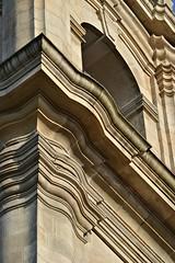 Baroque movement #1 (TheManWhoPlantedTrees) Tags: tmwpt nikond3100 stone church braga portuguesearchitecture arquitetura architecture baroque barroco andrésoares
