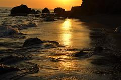 breathe (joy.jordan) Tags: beach sand waves sunset light texture bokeh nevis westindies ocean