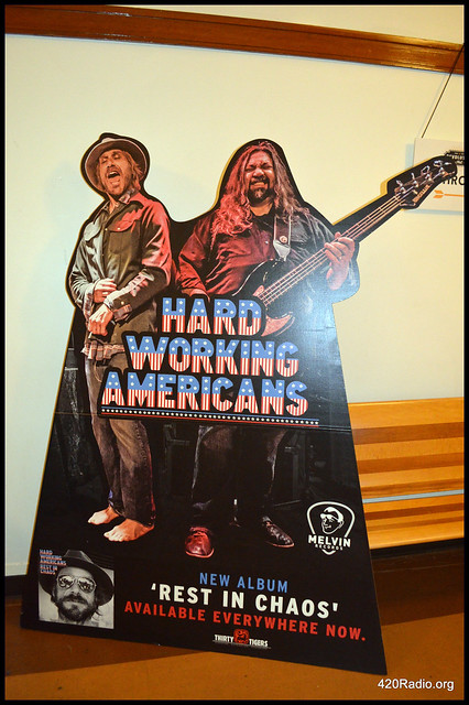 Hard Working Americans - Revolution Hall - Portland, Oregon - 08/10/16