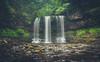 Sgwd yr Eira Waterfall. (Ian Emerson) Tags: water waterfall rocks brecon wales nationalpark scenic welsh beauty landscape outdoor canon filter hoya trees greenery vegetation longexposure ndx400