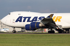N415MC Atlas Air Cargo B747-400 London Stansted Airport (Vanquish-Photography) Tags: n415mc atlas air cargo b747400 london stansted airport vanquish photography vanquishphotography ryan taylor ryantaylor aviation railway canon eos 7d 6d aeroplane train spotting egss stn stanstedairport londonstansted londonstanstedairport stanstedspotting