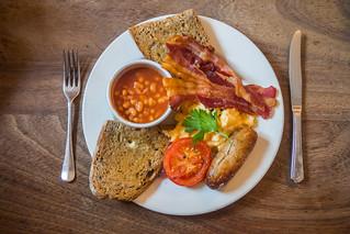 Cafe Marmalade Full English Breakfast