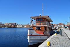 "Boats : ""Punkaharju"" Savonlinna, Finland (Nabil Molinari Photography) Tags: boatspunkaharjusavonlinna finland"