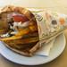 Kebab souvlaki, uma delícia