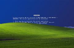 Bulunan yeni hata Windows 7 ve 8 işletim sistemlerini çökmesine sebep oluyor (Teknoformat) Tags: cryptolocker ntfs sistemhatası wannacry windows7 windows8 windowsvista