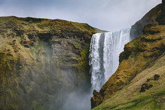 Skógafoss (craigmdennis) Tags: southernregion iceland is skógafoss waterfall nature landscape