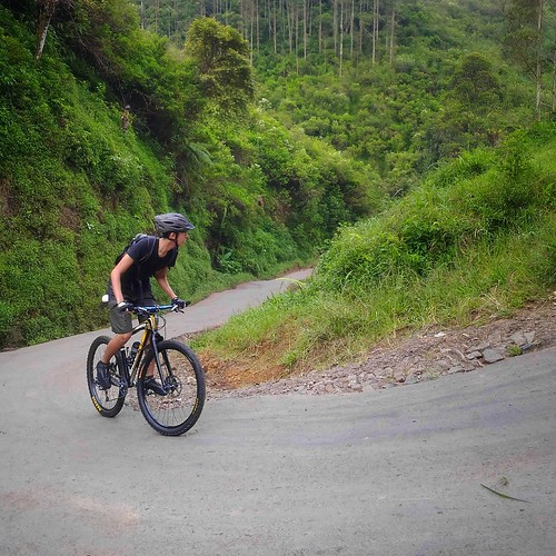 Palintang Steep Climb