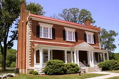 Ravenswood Mansion - Brentwood, TN (SeeMidTN.com (aka Brent)) Tags: marcellavivrettesmithpark ravenswood mansion brentwood tn tennessee williamsoncounty 1825 manorhouse plantationhouse nrhp tn252 wilsonpike harpethturnpike bmok bmok2 top10of2017