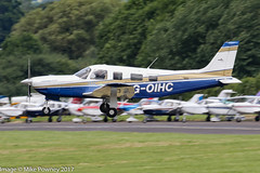 G-OIHC - 2000 build Piper PA-32R-301 Saratoga SP, arriving at Gloucester for Project Propeller 2017 (egcc) Tags: 3246163 cherokee egbj goihc gpusk glo gloucester gloucestershire ihcemployeebenefits lightroom lipczynski n237tb pa32 pa32r pa32r301 pa32r301saratogasp piper projectpropeller projectpropeller2017 saratoga saratogasp staverton