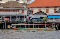 Bangkok Boats (21mapple) Tags: bangkok thai thailand river chaophrayariver boat taxi